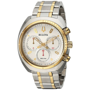 Bulova Men's Curv Watch (98A157)