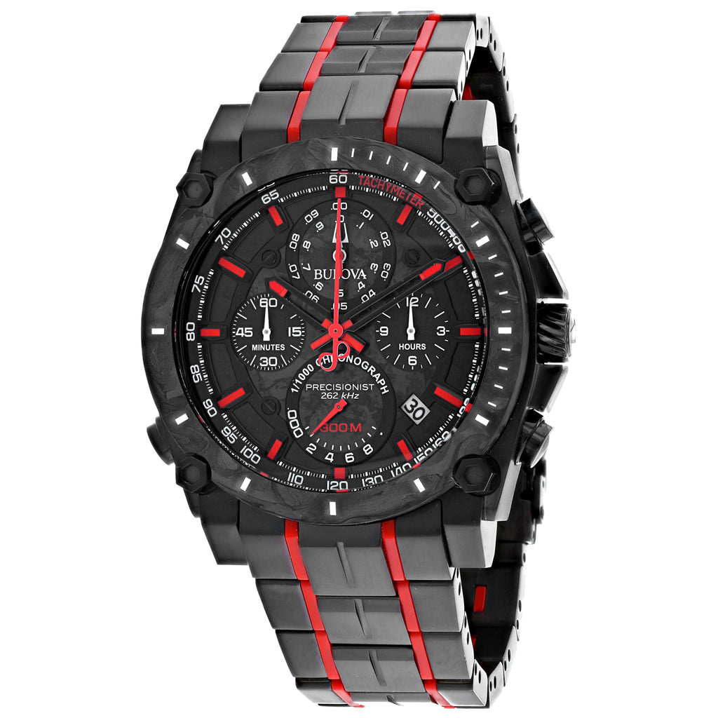Bulova Men's Precisionist Watch (98B313)