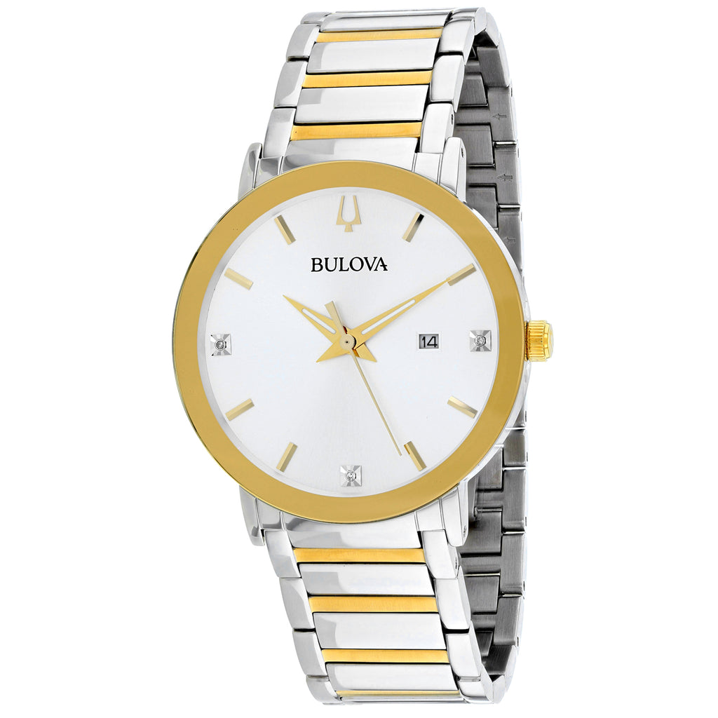 Bulova Men's Futuro Watch (98D151)