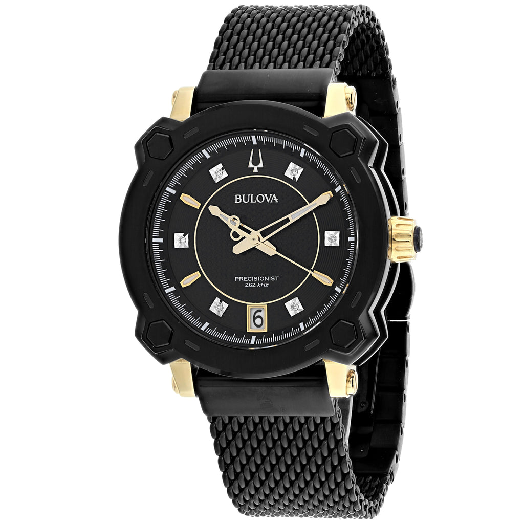 Bulova Women's GRAMMY Awards Special Edition Precisionist Watch (98P173)