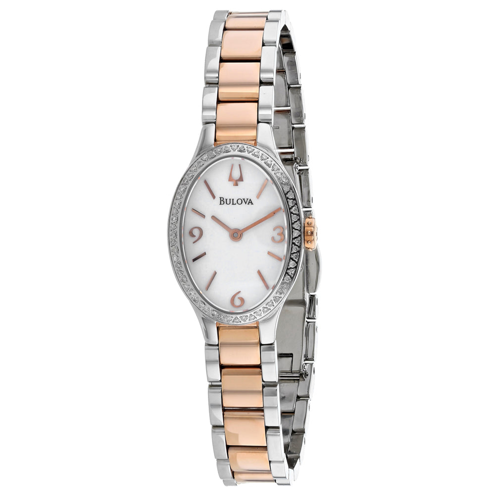 Bulova Women's Diamond Watch (98R190)