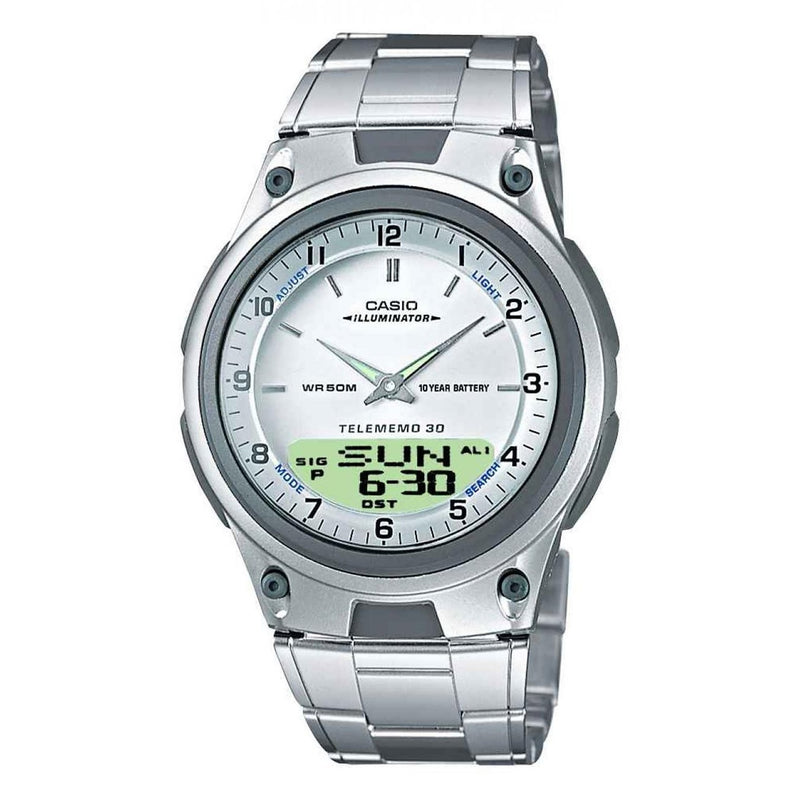 Casio Men's Classic Watch (AW-80D-7AV)