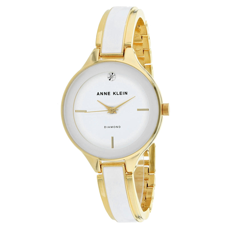 Anne Klein Women's Classic Watch (AK-2702WTGB)