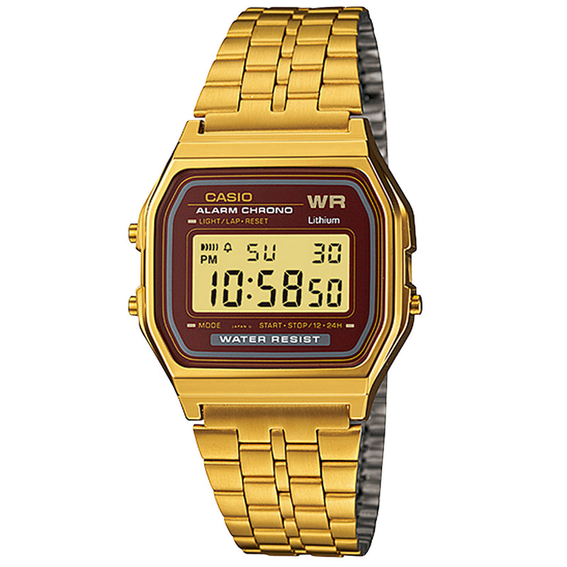 Casio Men's Digital Watch (A-159WGEA-5DF)