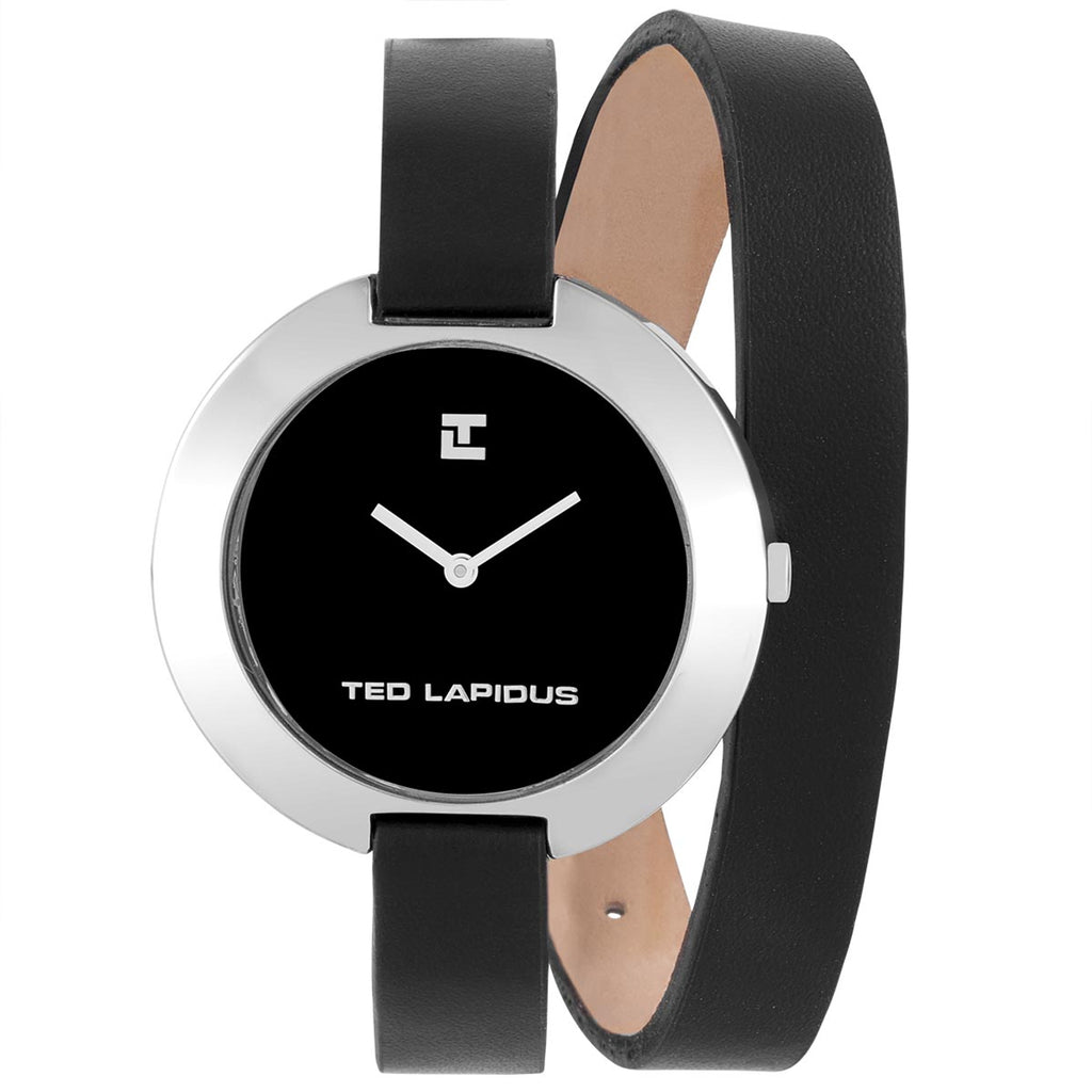 Ted Lapidus Women's Classic Watch (A0300RNNN)
