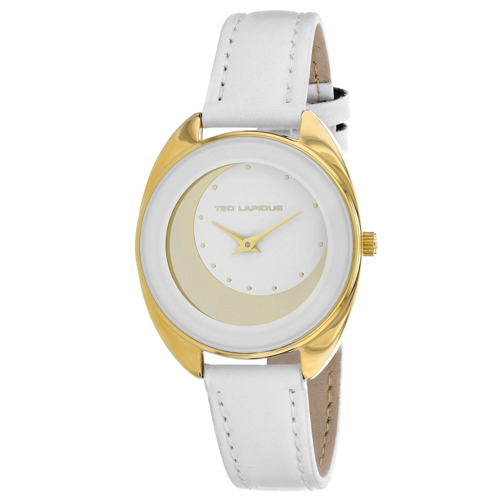 Ted Lapidus Women's Classic Watch (A0629BAPF)