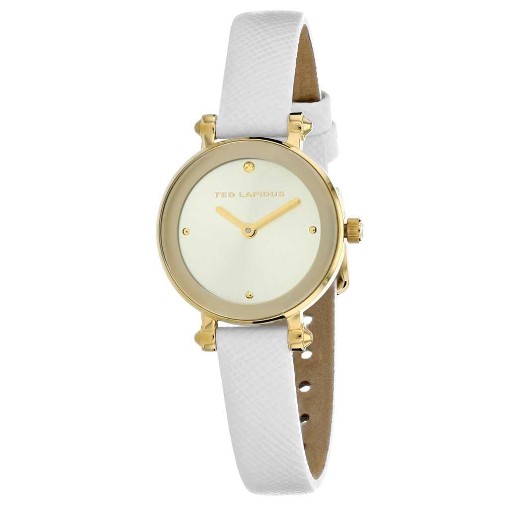 Ted Lapidus Women's Classic Watch (A0680PTPF)