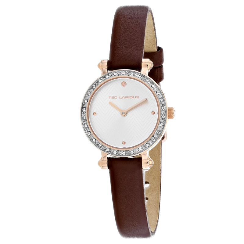 Ted Lapidus Women's Classic Watch (A0680UBPM)