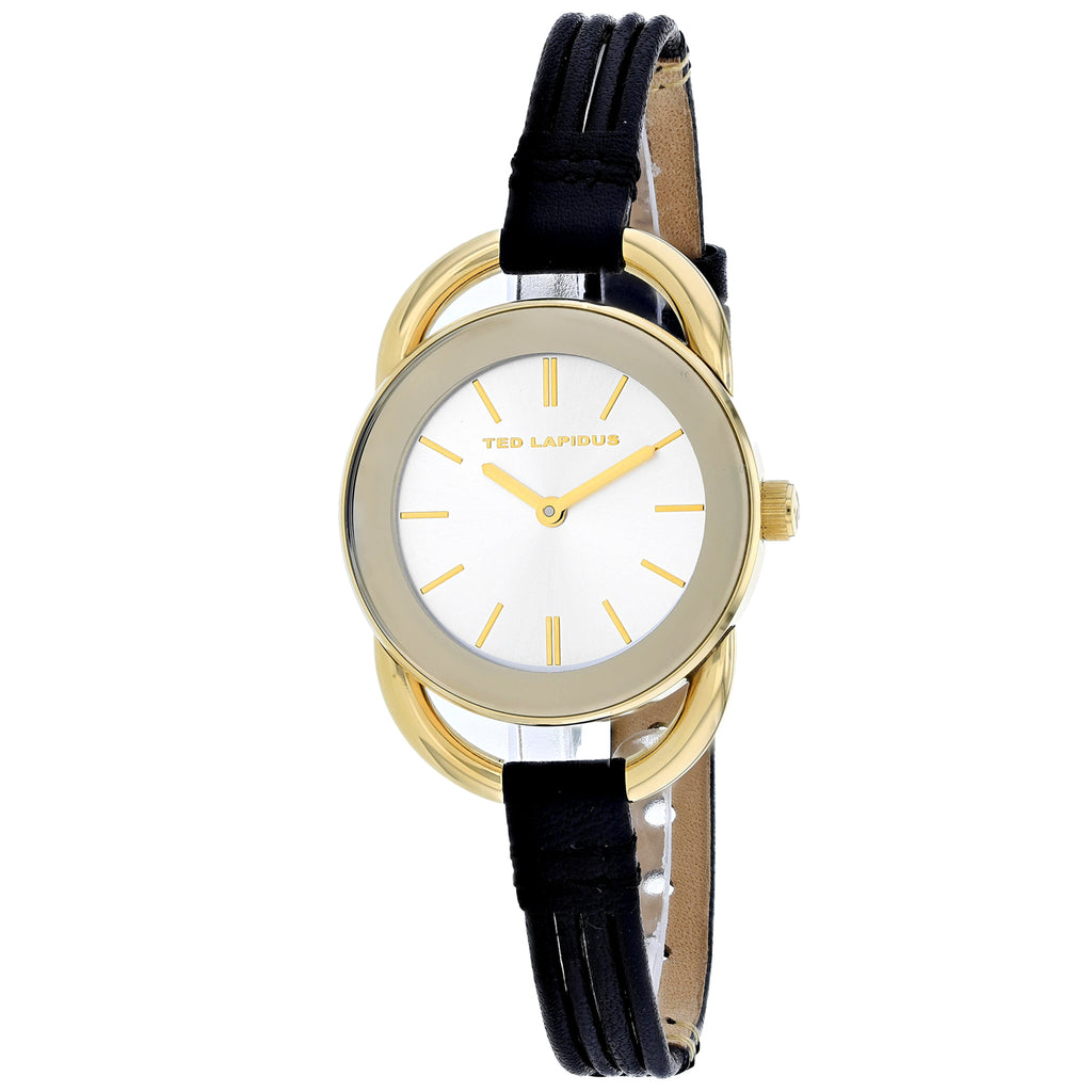 Ted Lapidus Women's Classic Watch (A0681PBINN)