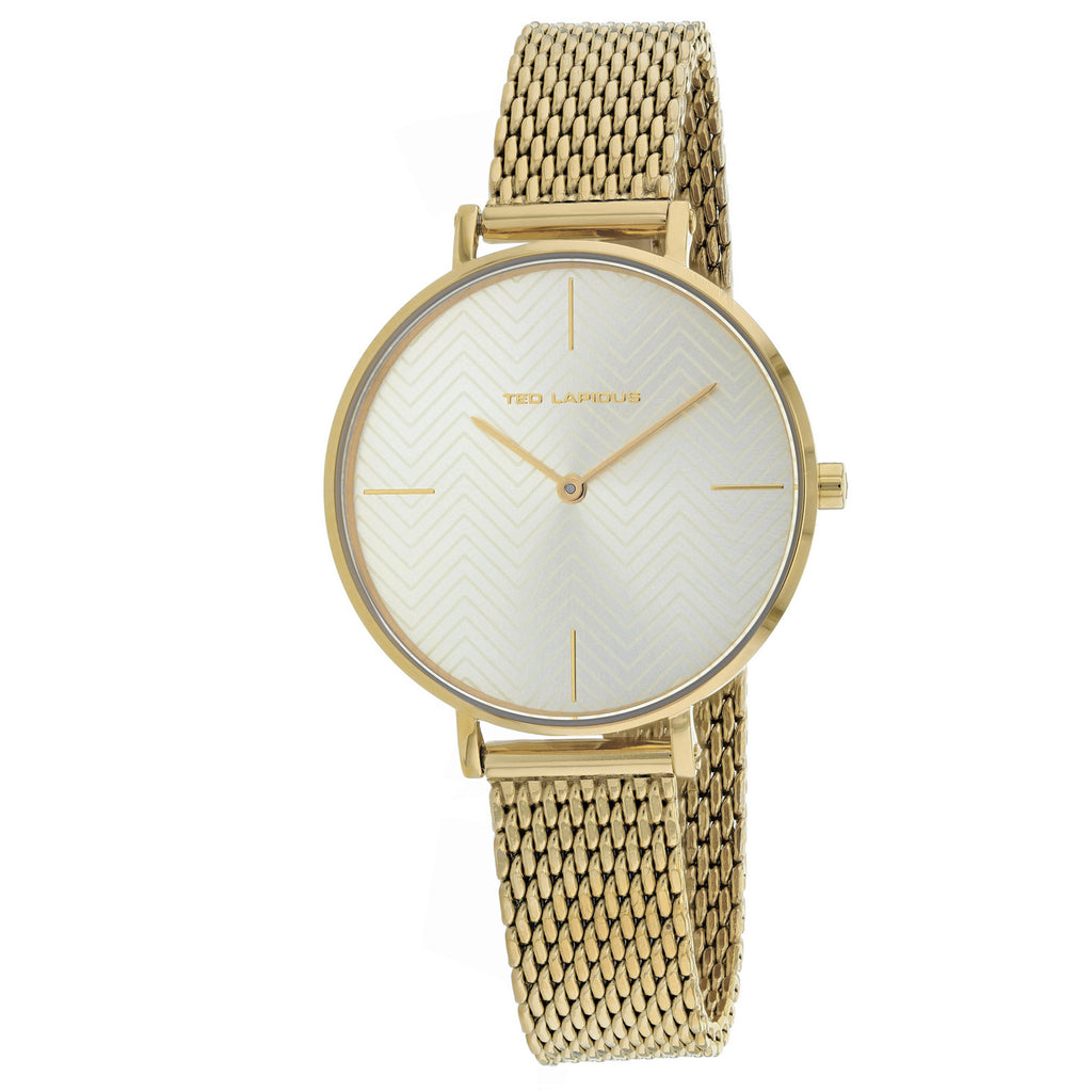 Ted Lapidus Women's Classic Watch (A0705PYFIXX)