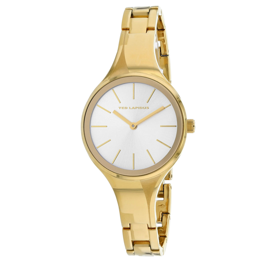 Ted Lapidus Women's Classic Watch (A0722PBIW)