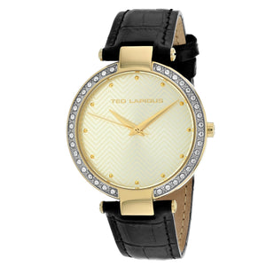 Ted Lapidus Women's Classic Watch (A0732PTPN)