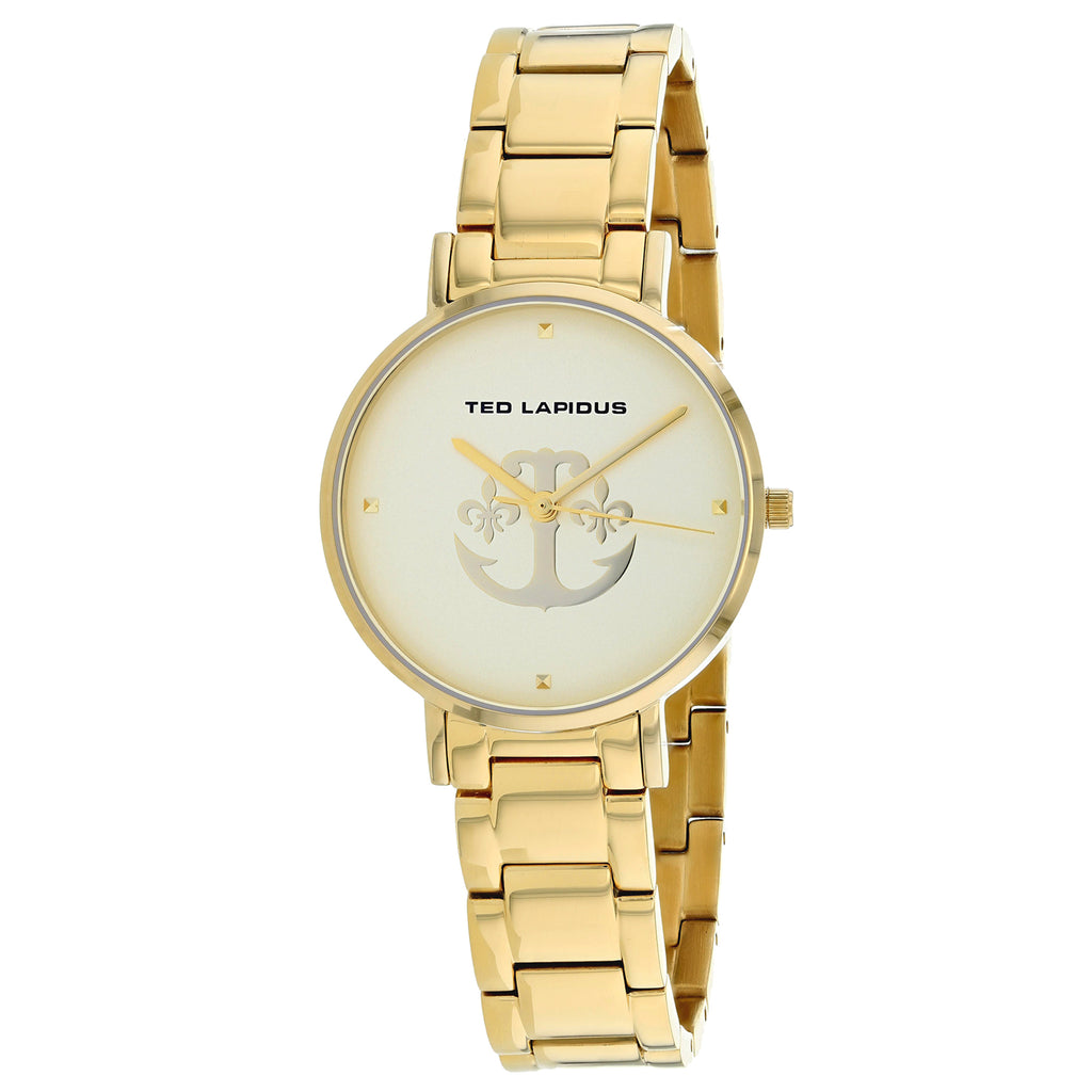 Ted Lapidus Women's Classic Watch (A0742PTPX)