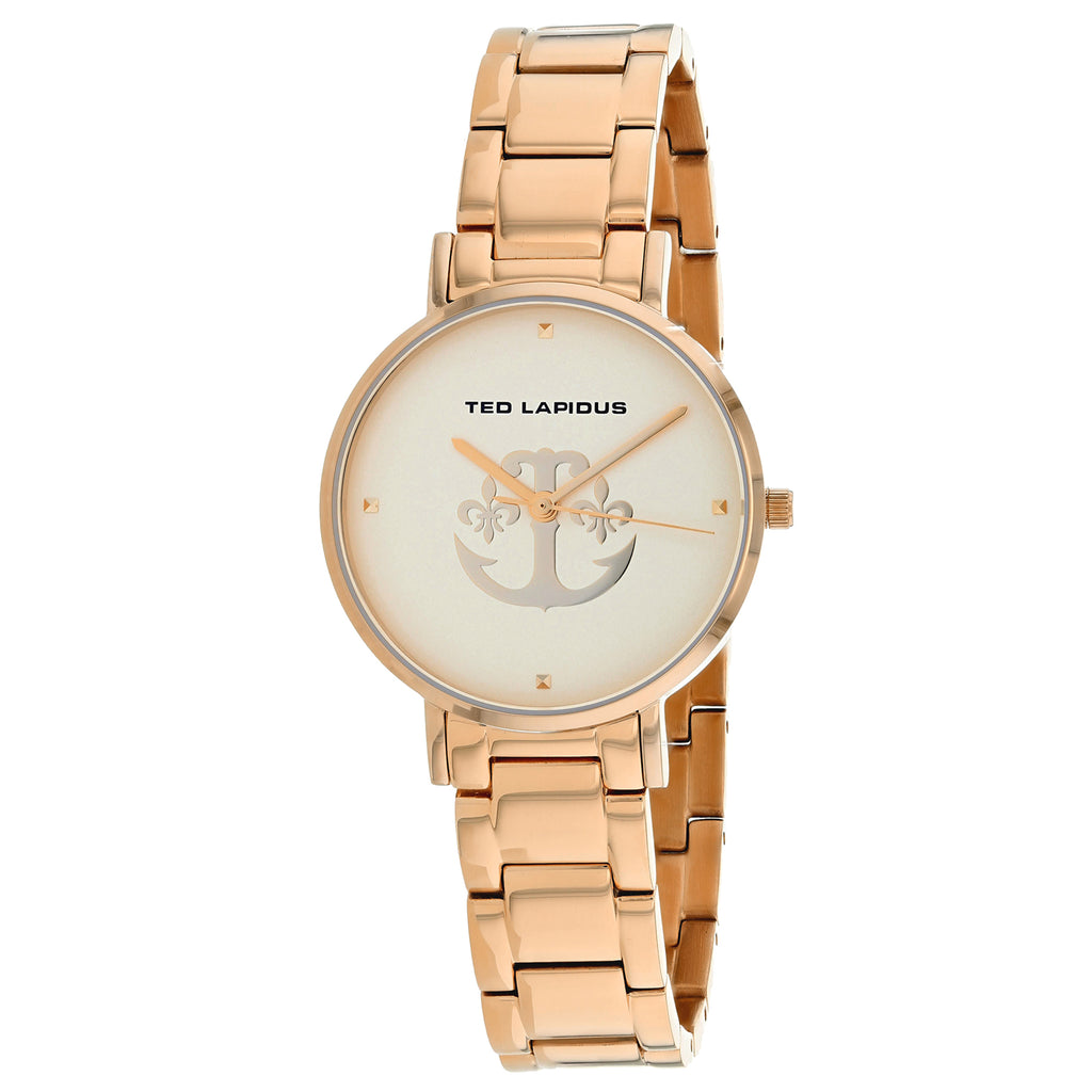Ted Lapidus Women's Classic Watch (A0742URPX)