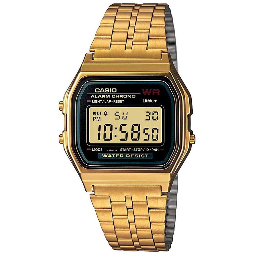 Casio Men's Vintage Watch (A159WGEA-1VT)