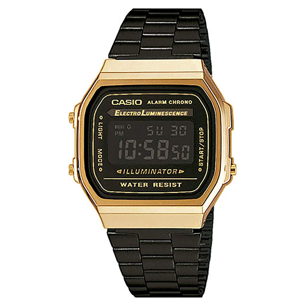 Casio Men's Vintage Watch (A168WEGB-1BVT)