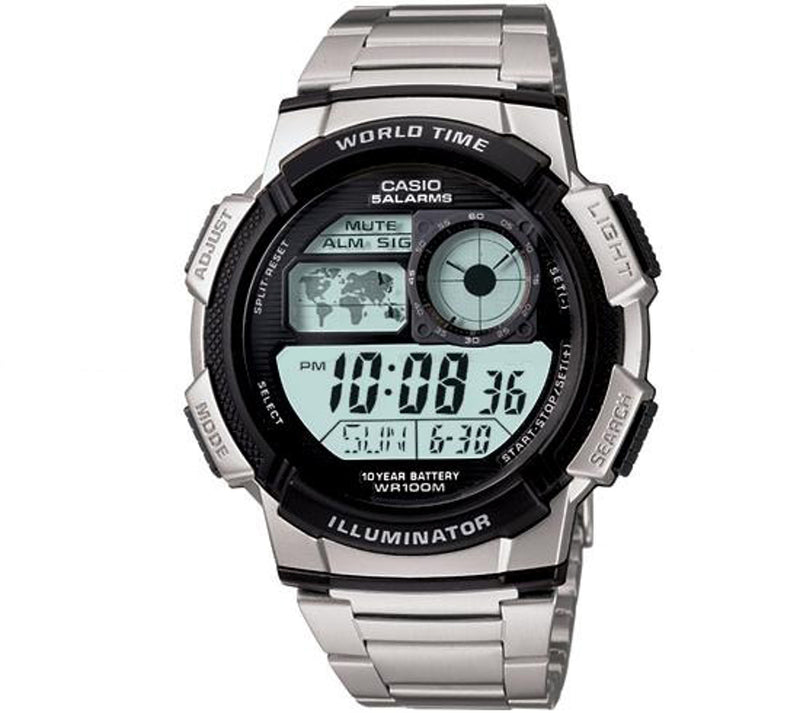 Casio Men's Classic Watch (AE-1000WD-1AV)