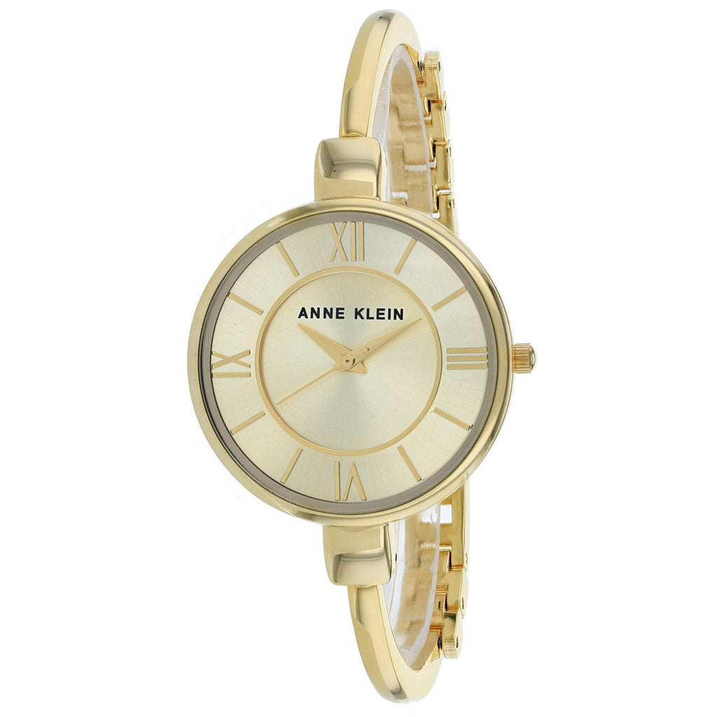 Anne Klein Women's Classic Watch (AK-1750CHGB)