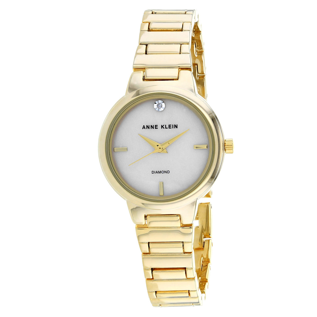Anne Klein Women's Classic Watch (AK-2440PMGB)