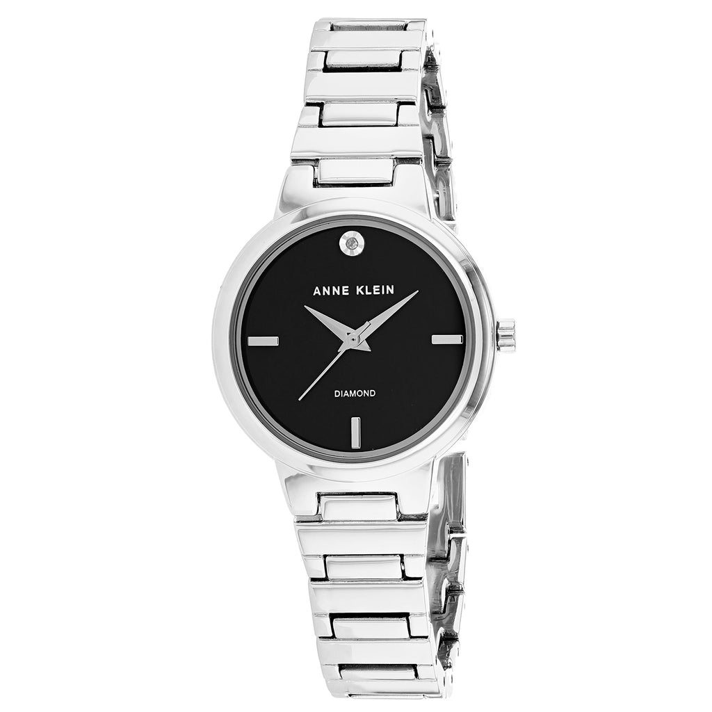 Anne Klein Women's Classic Watch (AK-2441BKSV)
