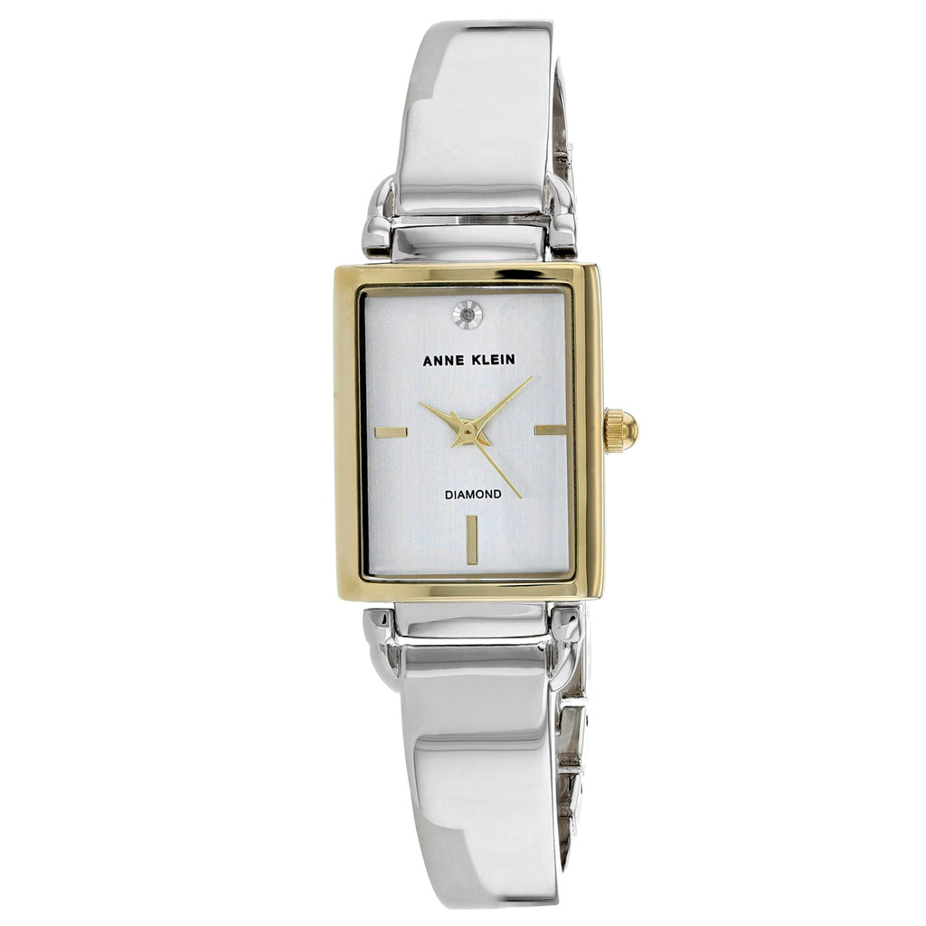 Anne Klein Women's Classic Watch (AK-2495SVTT)