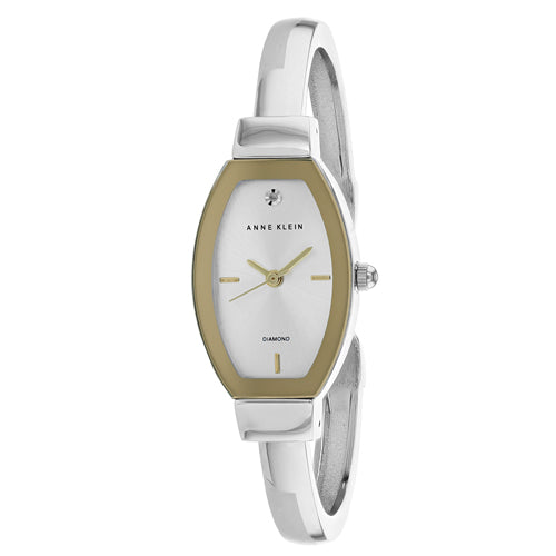 Anne Klein Women's Classic Watch (AK-2553SVTT)