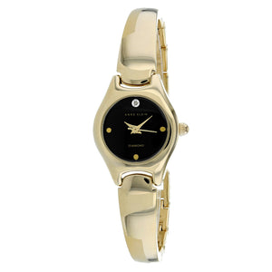 Anne Klein Women's Classic Watch (AK-2554BKGB)