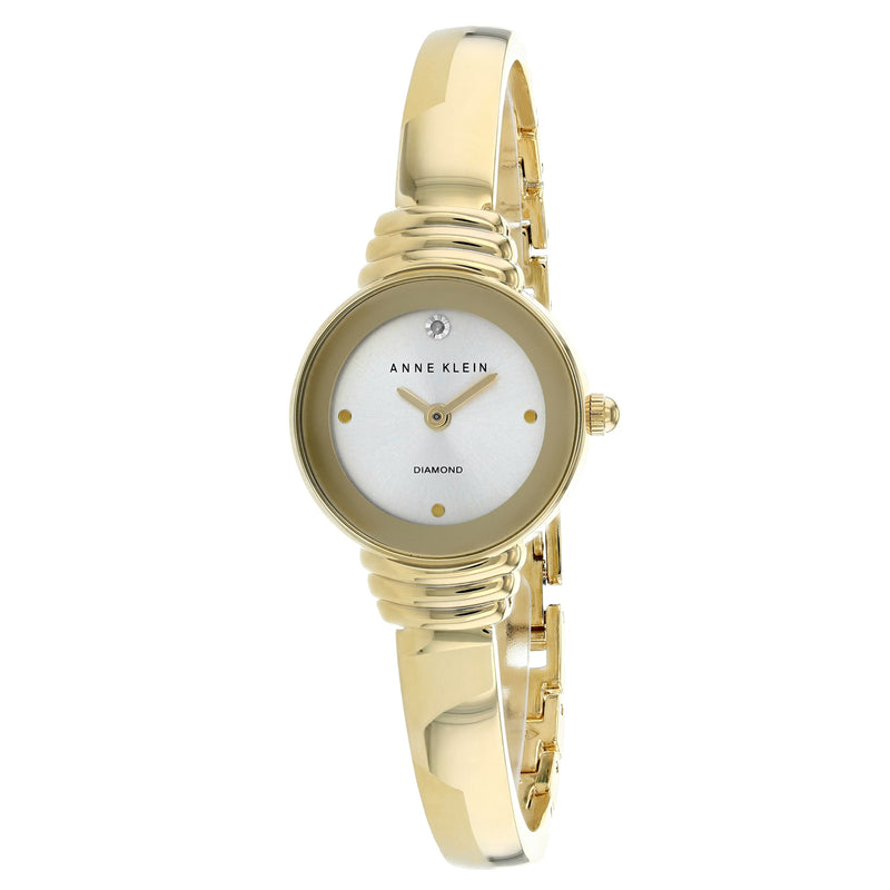 Anne Klein Women's Classic Watch (AK-2558CHGB)