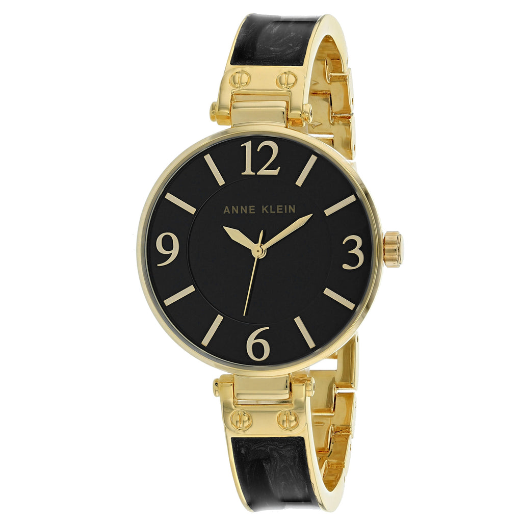 Anne Klein Women's Classic Watch (AK-2690BKGB)