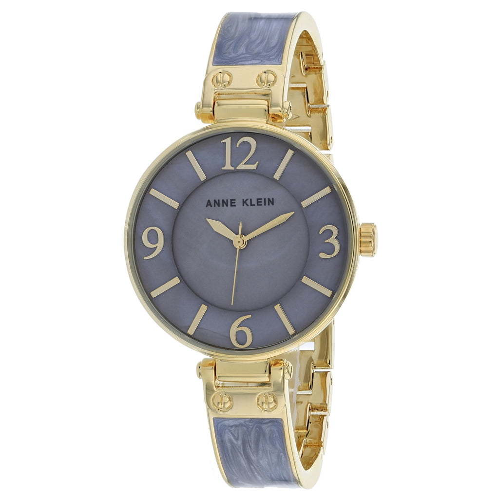 Anne Klein Women's Classic Watch (AK-2690GYGB)