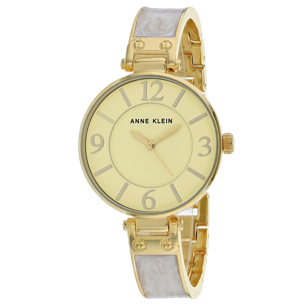 Anne Klein Women's Classic Watch (AK-2690IVGB)
