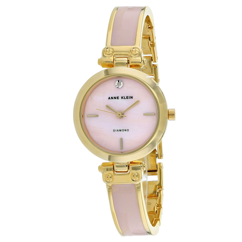 Anne Klein Women's Classic Watch (AK-2694PKGB)