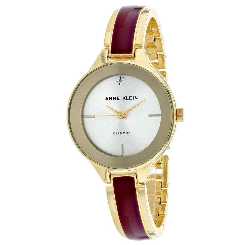 Anne Klein Women's Classic Watch (AK-2702BYGB)