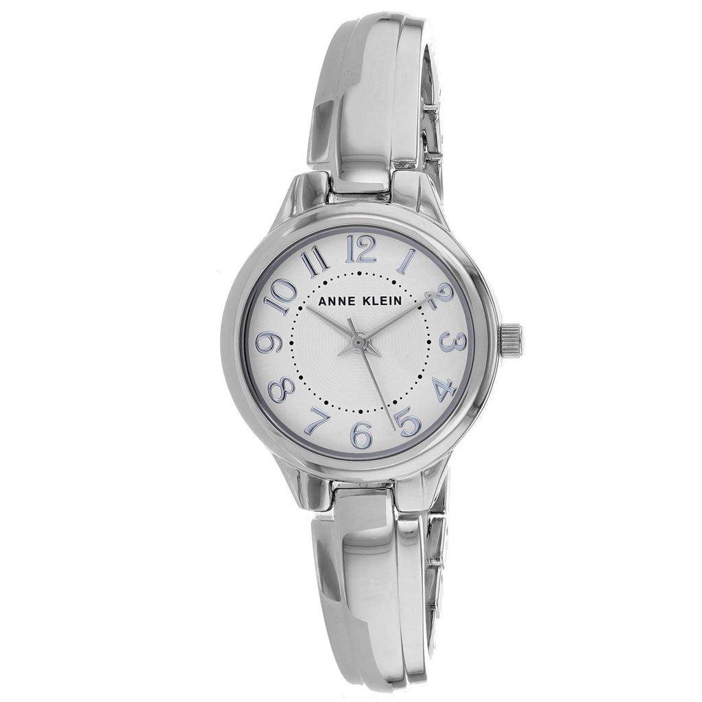 Anne Klein Women's Classic Watch (AK-2729SVSV)