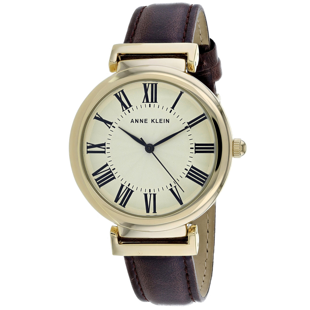 Anne Klein Women's Classic Watch (AK-2764CRBN)