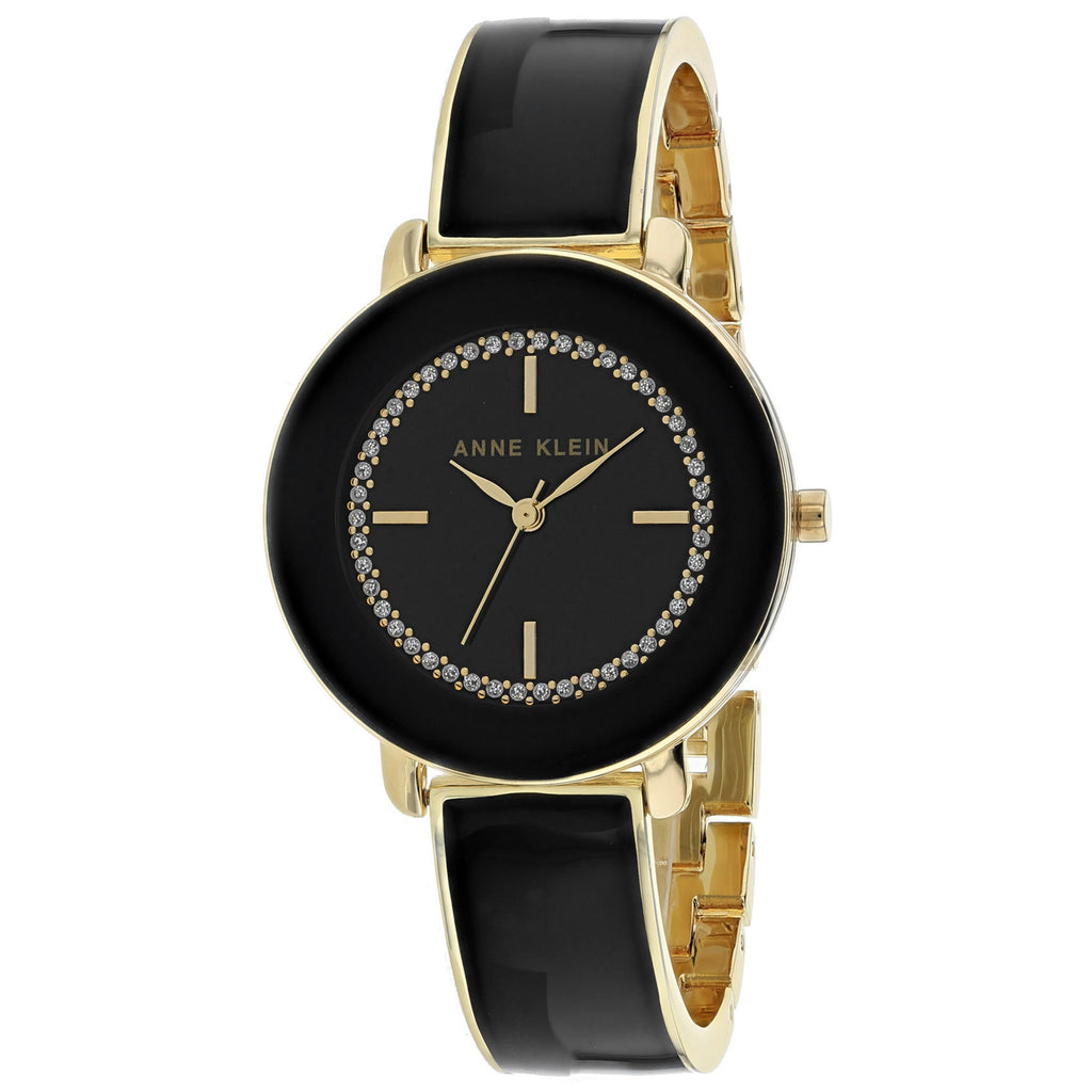Anne Klein Women's Classic Watch (AK-2908BKGB)