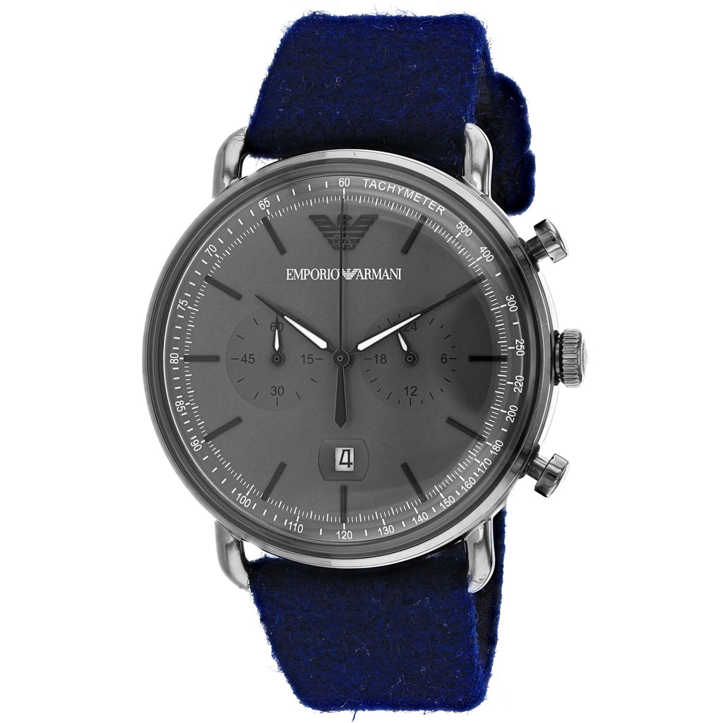 Armani Men's Aviator Watch (AR11144)