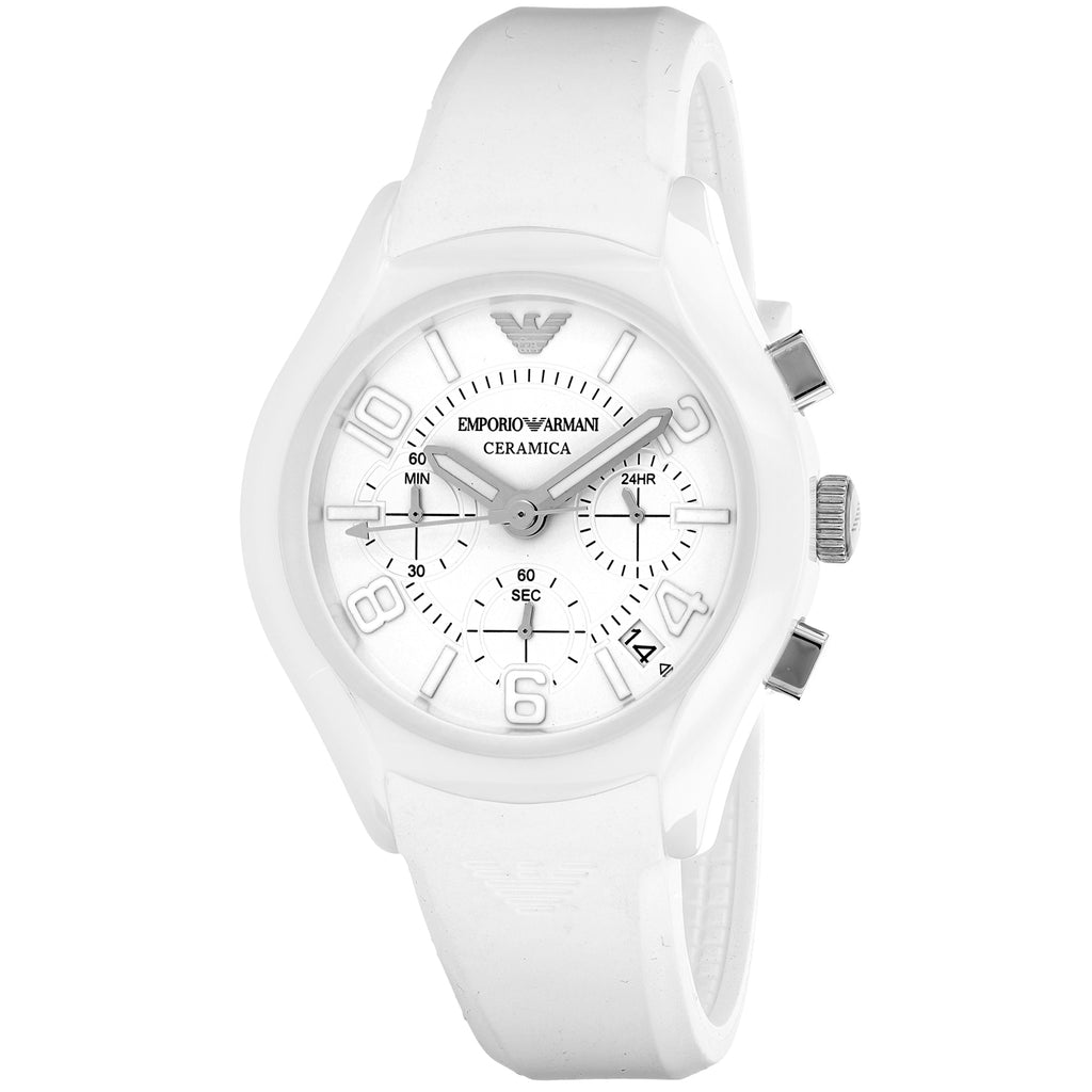 Armani Men's Ceramica Watch (AR1431)