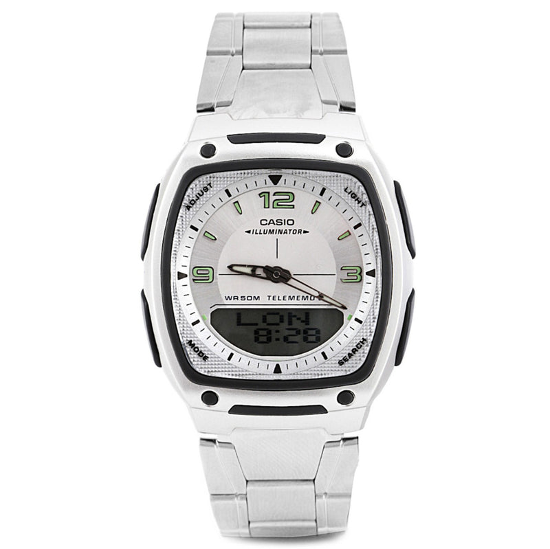 Casio Men's Ana-digi Watch (AW-81D-7AV)