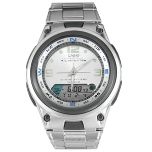 Casio Men's Ana-digi Watch (AW-82D-7AV)