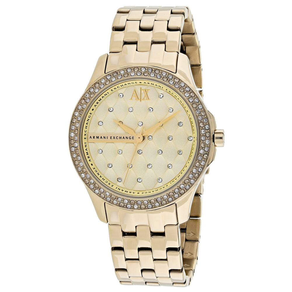 Armani Exchange Women's Hampton Watch (AX5216)