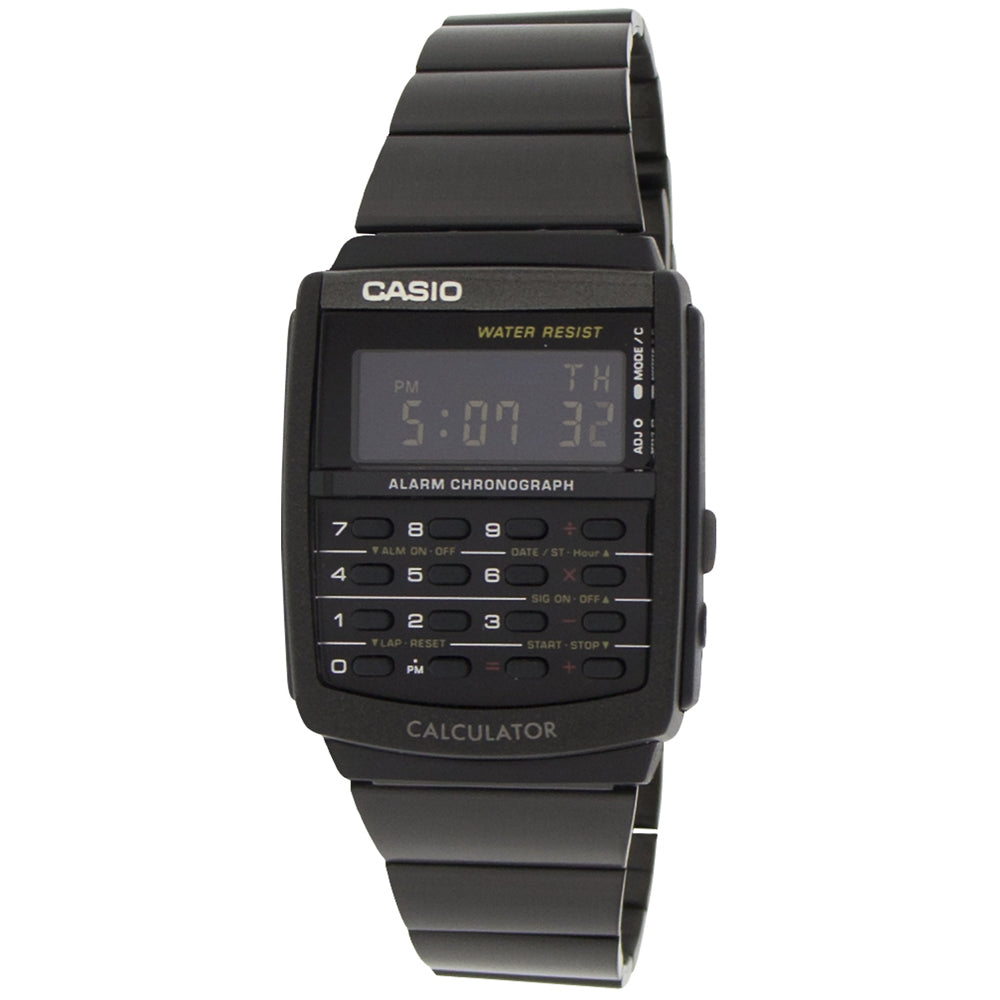 Casio Men's Data Bank Watch (CA-506B-1A)