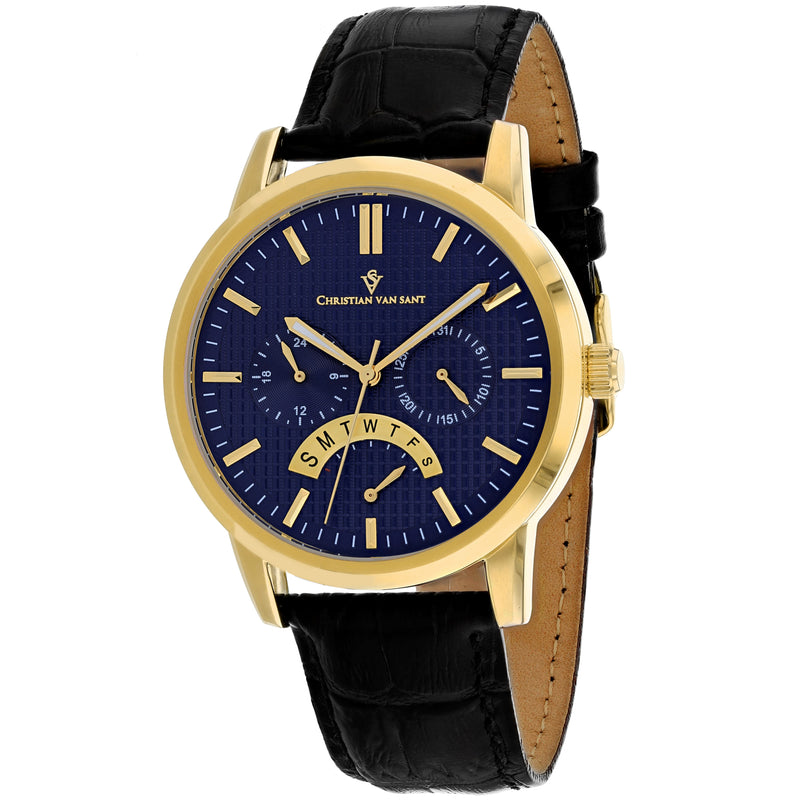 Christian Van Sant Men's Alden Watch (CV0326)