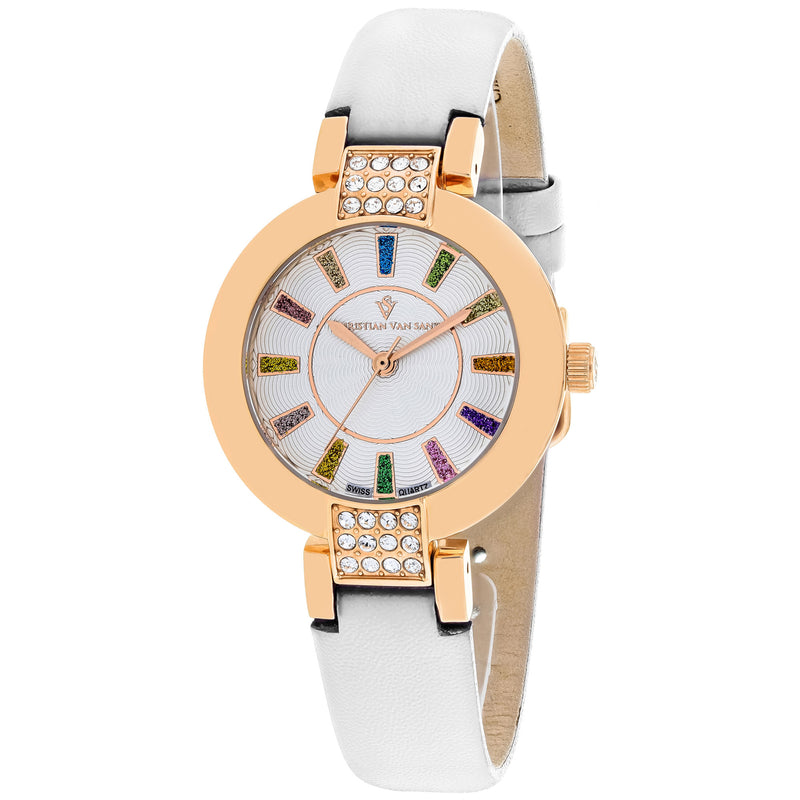 Christian Van Sant Women's Celine Watch (CV0442)