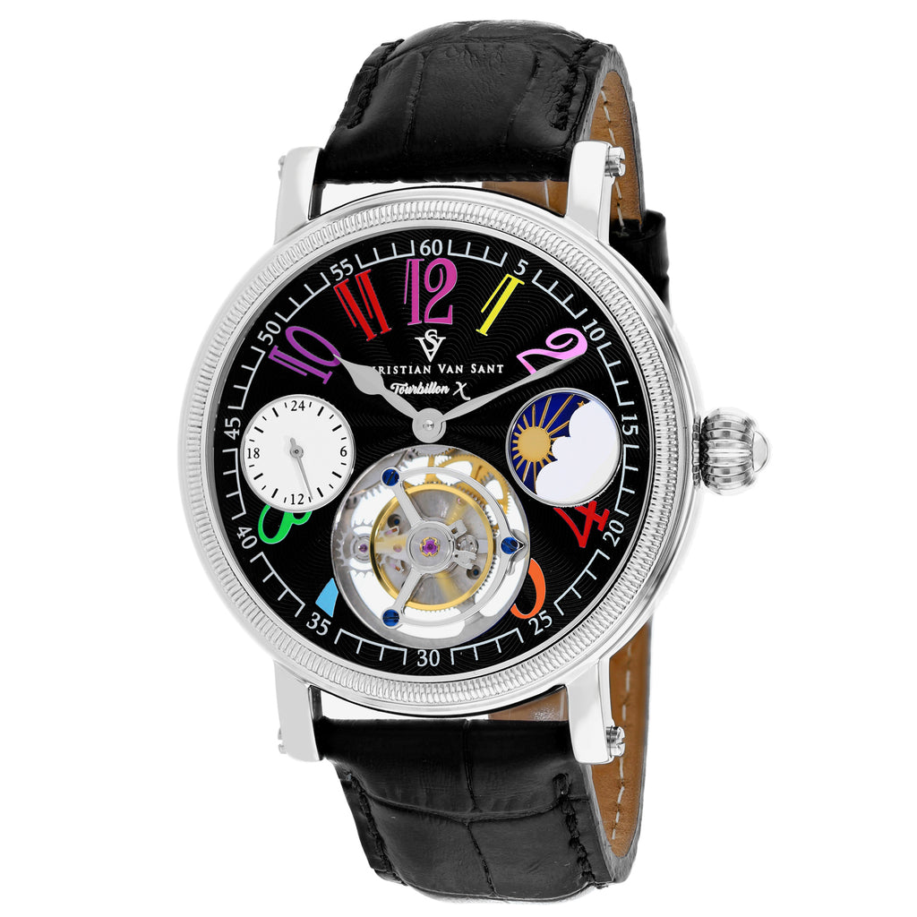 Christian Van Sant Men's Tourbillon X Limited Edition Watch (CV0990)