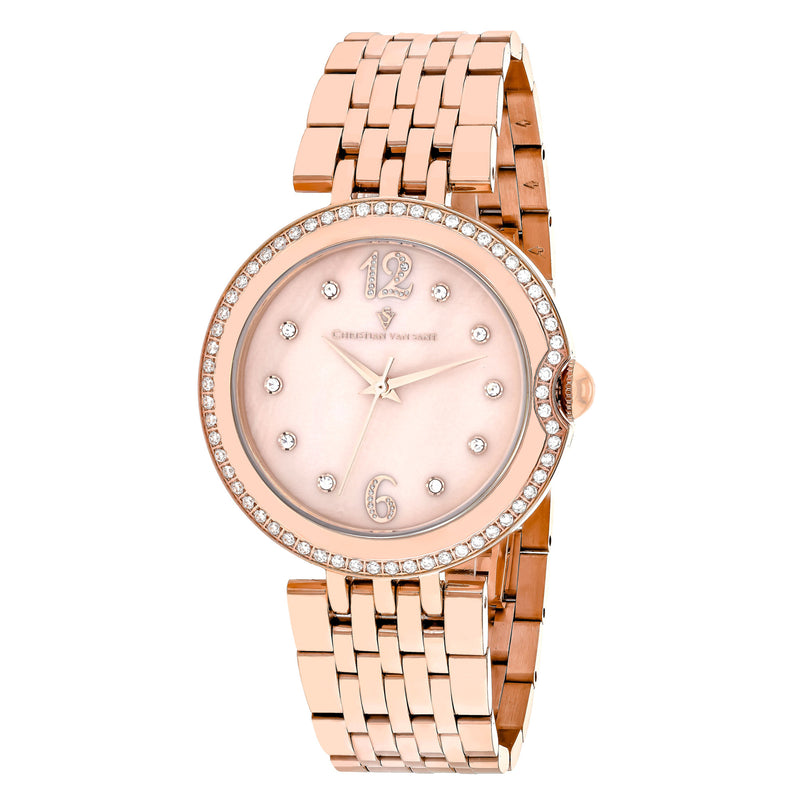 Christian Van Sant Women's Jasmine Watch (CV1614)