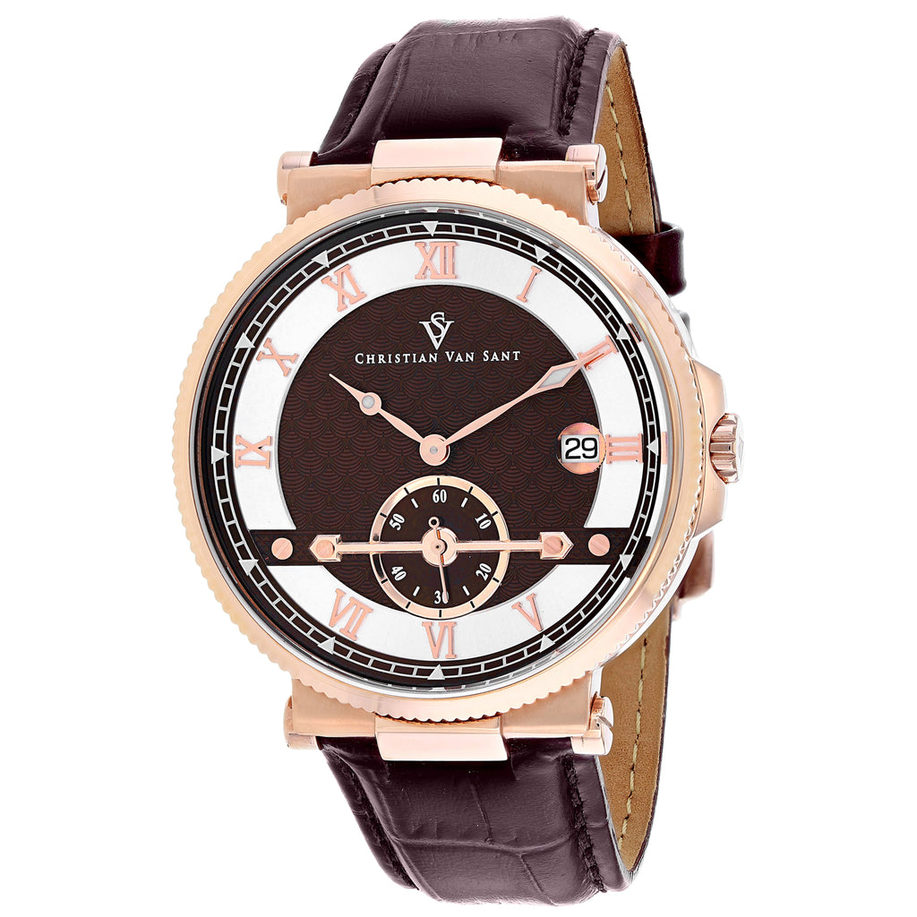 Christian Van Sant Men's Clepsydra Watch (CV1704)