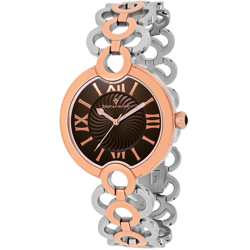 Christian Van Sant Women's Twirl Watch (CV2816)