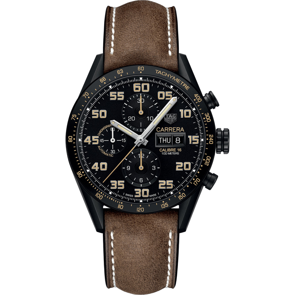 Tag Heuer Men's Carrera Watch (CV2A84.FC6394)