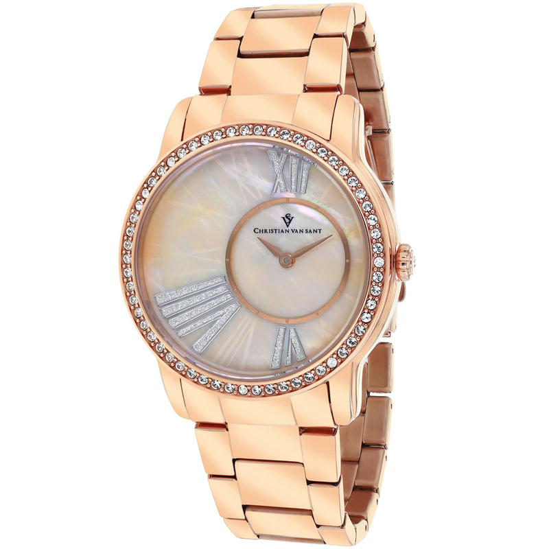 Christian Van Sant Women's Exquisite Watch (CV3613)